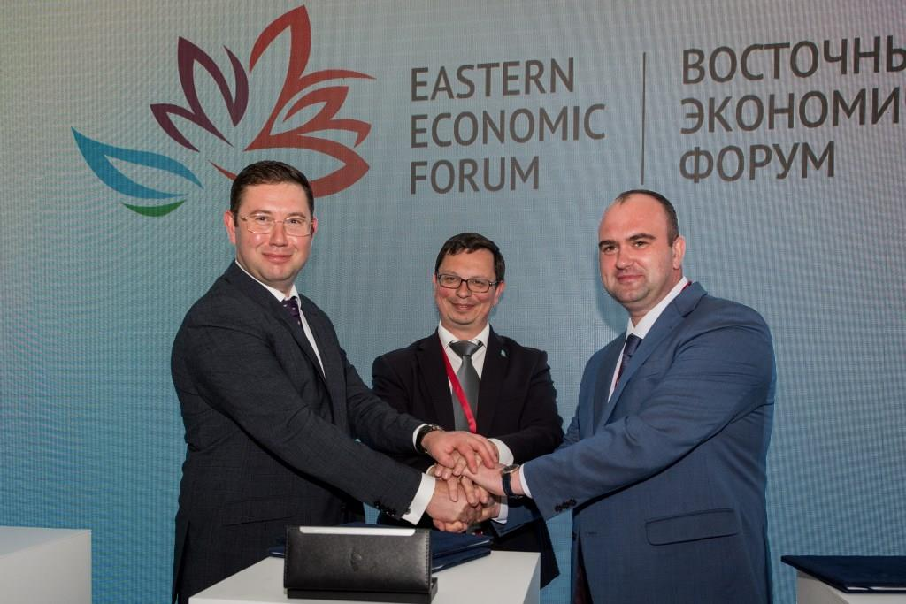 FESCO, the Far-Eastern Federal University and the Agency for Human Capital Development in the Russian Far East Have Agreed on Cooperation in Human Capital Development and Provision of Personnel