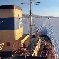 FESCO completed winter navigation at the Sea of Okhotsk